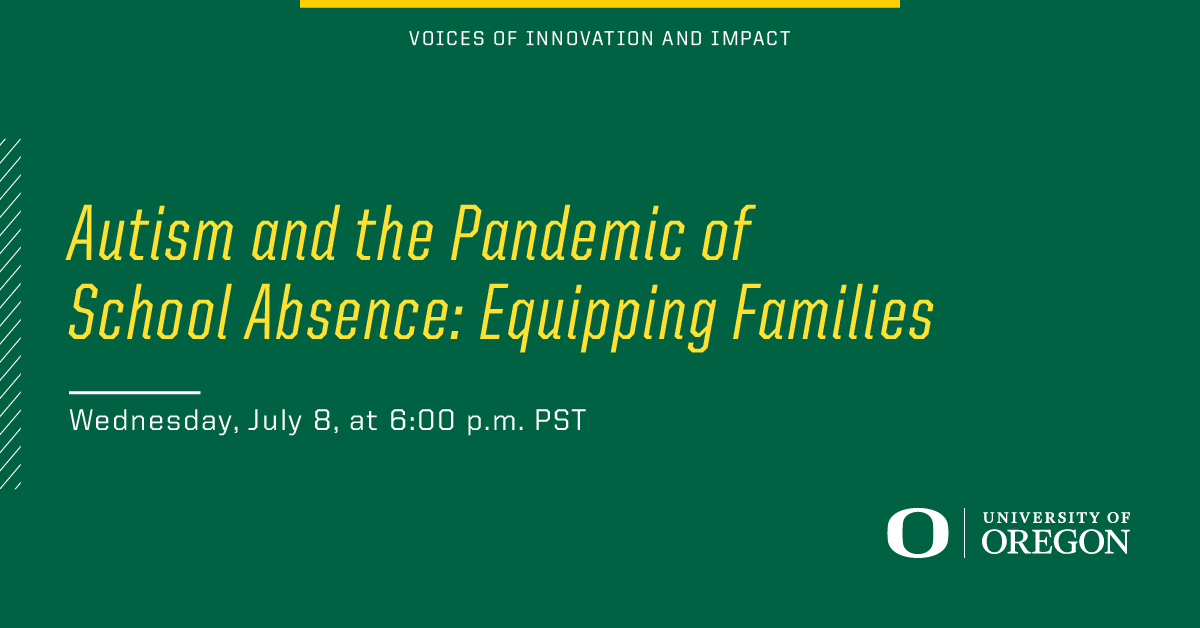 Autism and the Pandemic of School Absence: Equipping Families