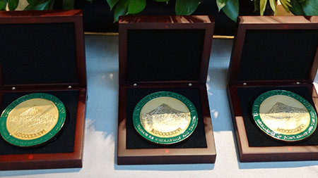 University Seal Medals