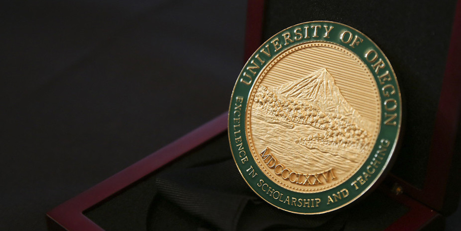 Fund for Faculty Excellent medallion