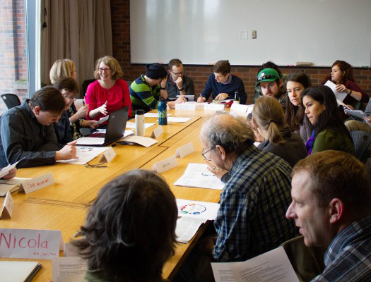 A meeting of the Science Teaching Journal Club