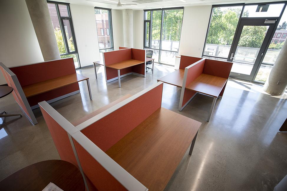Tykeson Hall tutoring space
