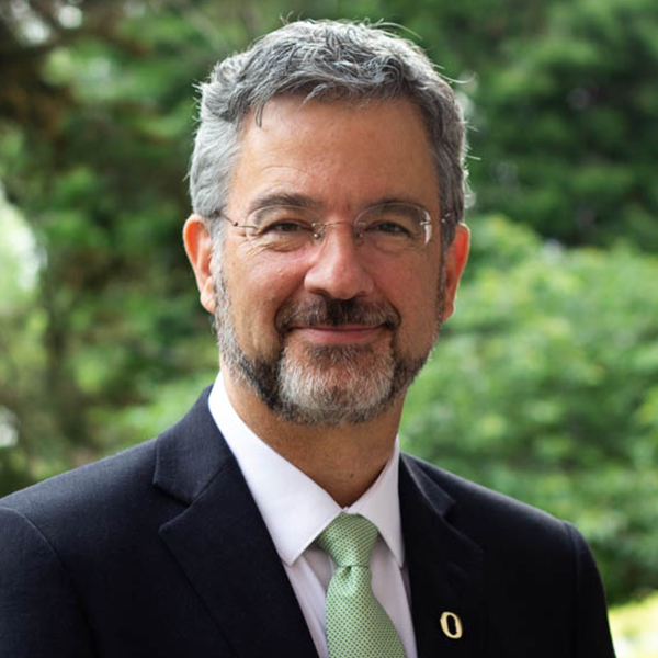 Provost Patrick Phillips