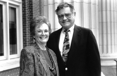 Tom and Carol Williams